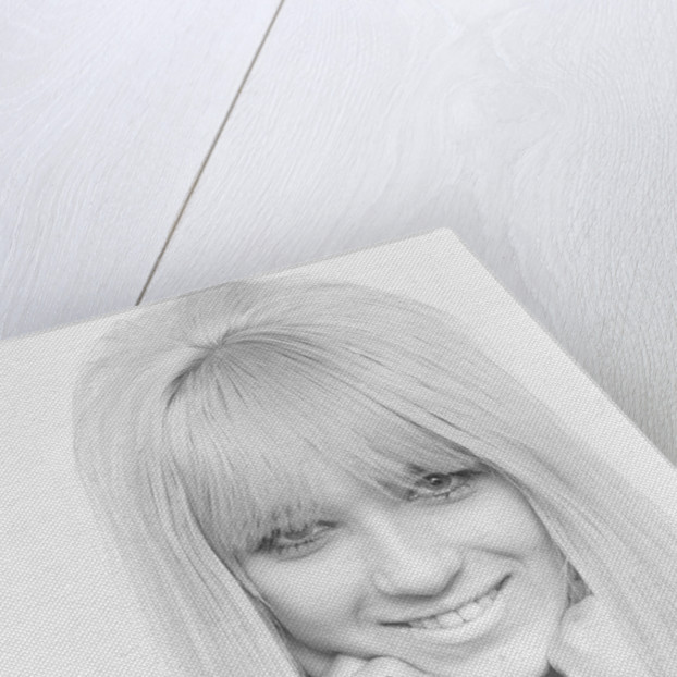 Singer Twinkle 1964 by Alisdair MacDonald