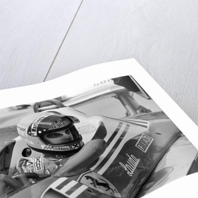 Niki Lauda, 1977 by Charlie Ley