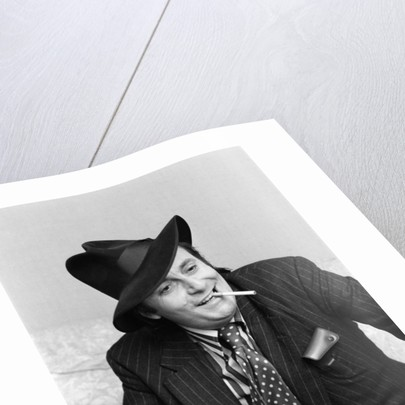 Barry Humphries by Ron Burton