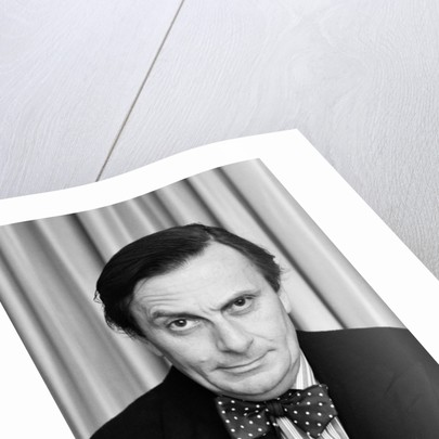 Barry Humphries by Carl Bruin
