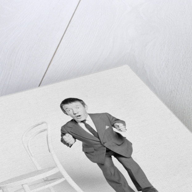 Kenny Baker by Doreen Spooner