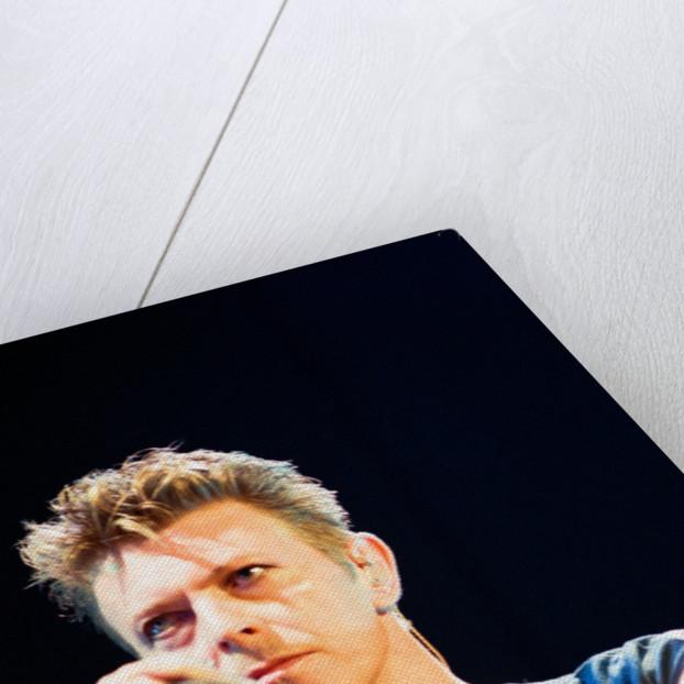 David Bowie, 1995 by Staff