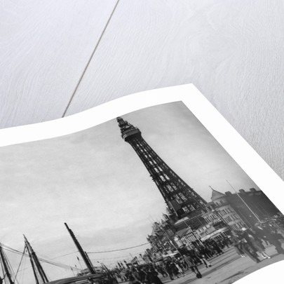 Blackpool, Lancashire, September 1934 by MEN