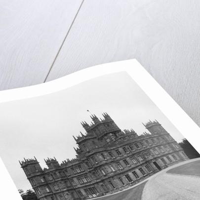 Highclere Castle by Simon Templeman
