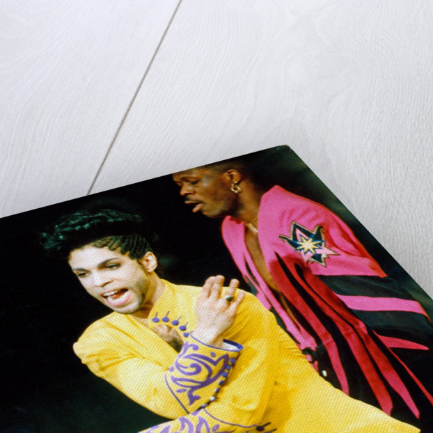 Prince, 1992 by Christian Cooksey