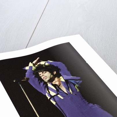 Prince performing 1993 by Chris Grieve