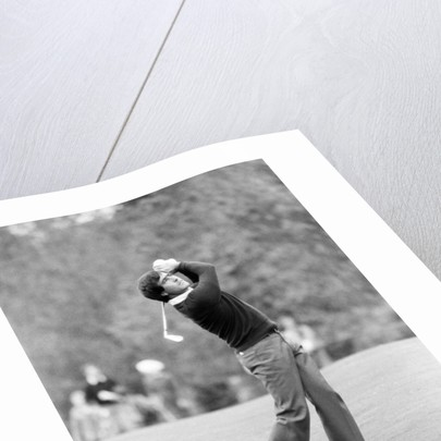 Golf 1983 by Peter Stone
