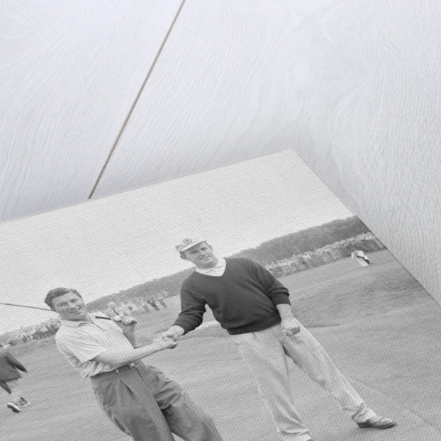 British Open 1958 by Arthur Bottomley