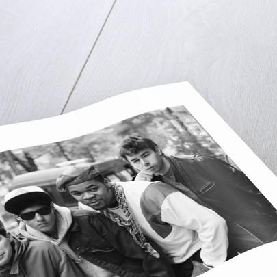 The Beastie Boys by Nigel Wright