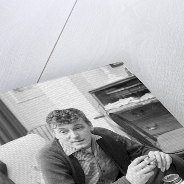 Gene Vincent by Roy Illingworth