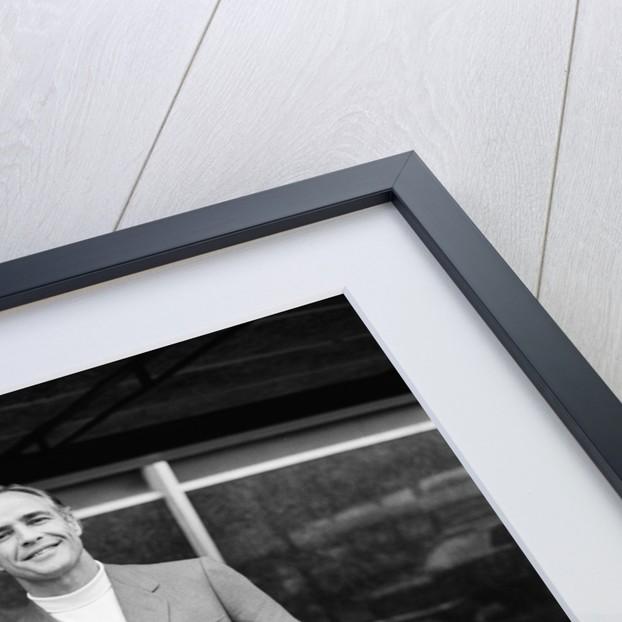 Marlon Brando by Dennis Stone