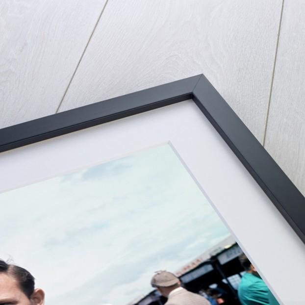Alberto Ascari by Thomas