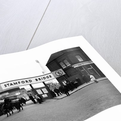 Stamford Bridge, 1965 by Staff