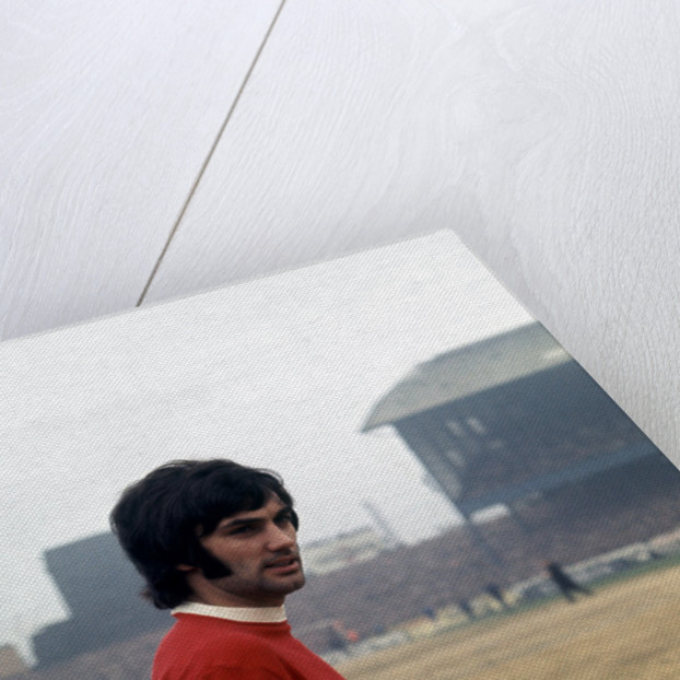 George Best by George Jackson