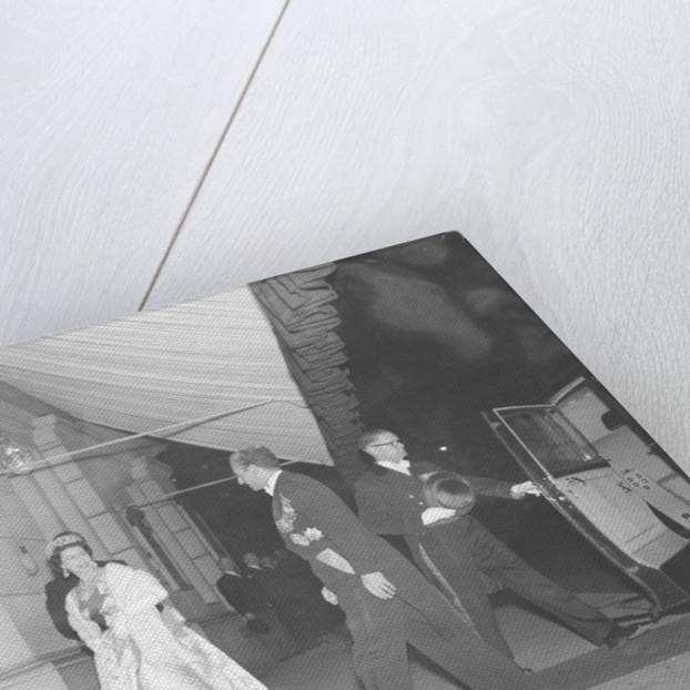 Mohammad-Reza Shah Pahlavi by Dempster