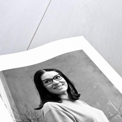 Nana Mouskouri by Eric Harlow