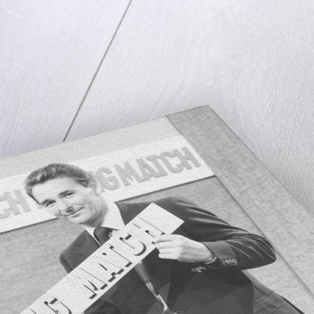 Brian Clough by Monte Fresco