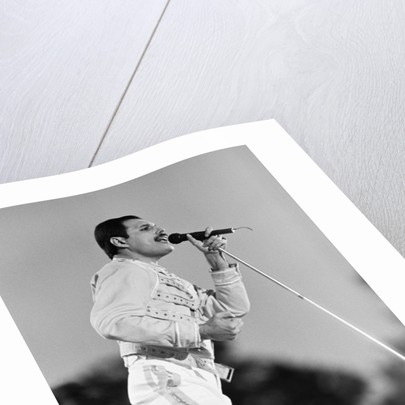 Queen at Knebworth pop festival by Ide/Bennett