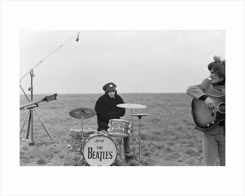 Beatle left out in the cold by Maurice Tibbles