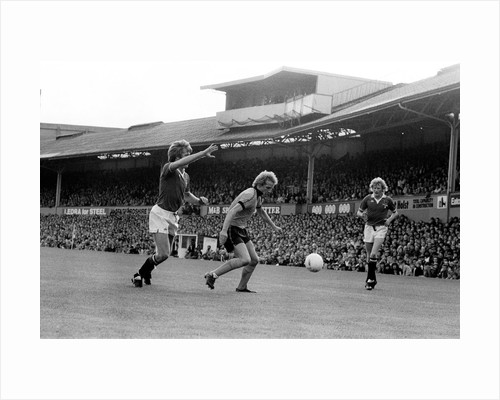 Wolverhampton Wanderers 3 v Manchester United 1 by Mike Maloney