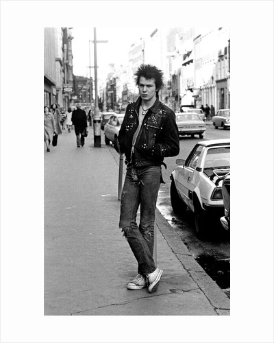 Sid Vicious by Charles Ley