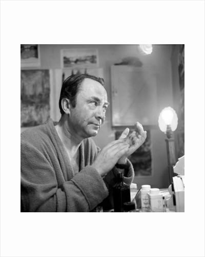 Peter Sallis 1965 by Staff