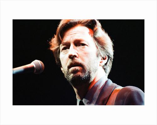Eric Clapton 1992 by Roger Allen