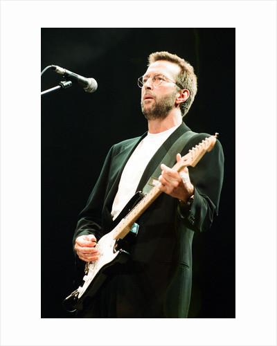 Eric Clapton 1993 by Jeremy Williams
