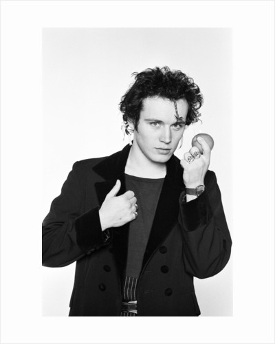 Adam Ant by Kent Gavin