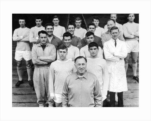 Manchester City 1965 - 65 by Staff