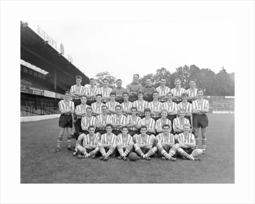Southampton FC Football Players, 1958 - 1959 Season by Daily Mirror