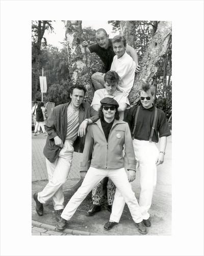 Madness Pop Group 1992 by Dave Davis