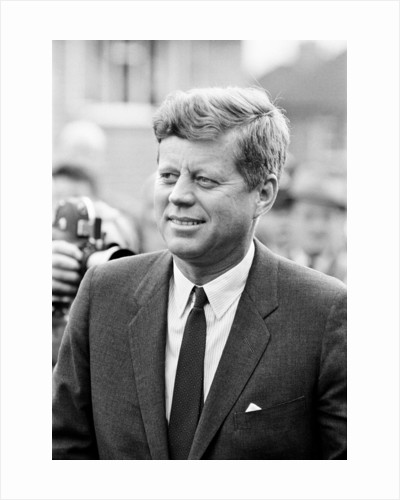 JFK Visit to UK 1963 by Smith
