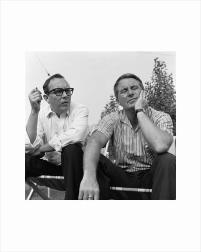 Morecambe & Wise 1964 by George Greenwell