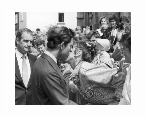 Prince Charles 1988 by Staff