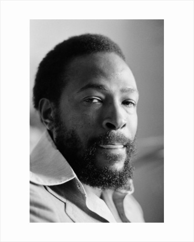 Marvin Gaye by Mike Maloney