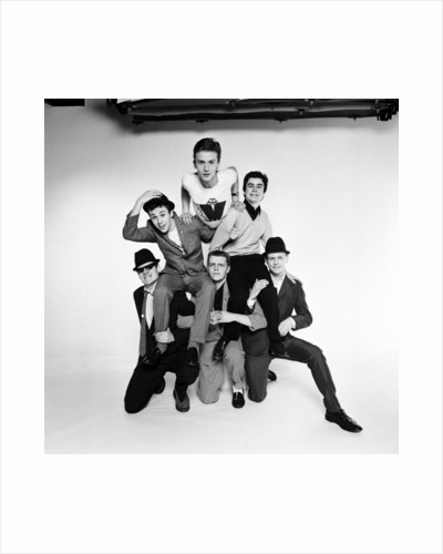 Madness Pop Group by Kent Gavin