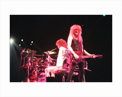 Def Leppard by M Queenborough