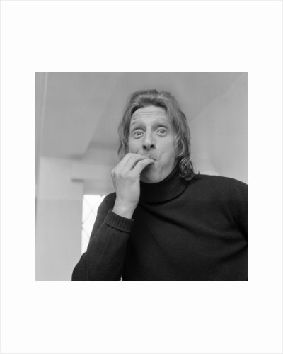 Denis Law by Gerry Crowther