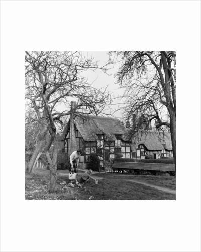 Anne Hathaway's Cottage by Staff