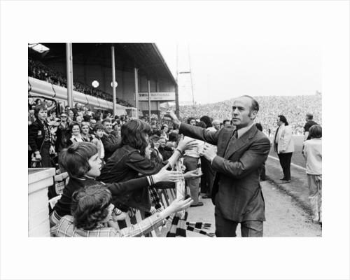Aston Villa v Sunderland, 26th April 1975 by Randle & Stonehouse