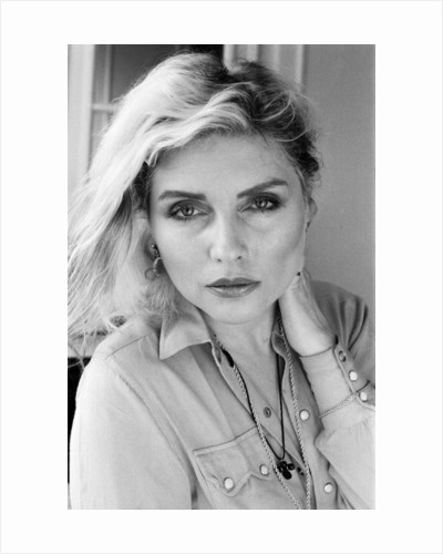 Debbie Harry, 1987 by Doreen Spooner