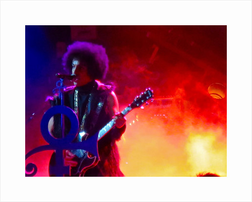 Prince in concert at The Electric Ballroom in Camden, London by Staff