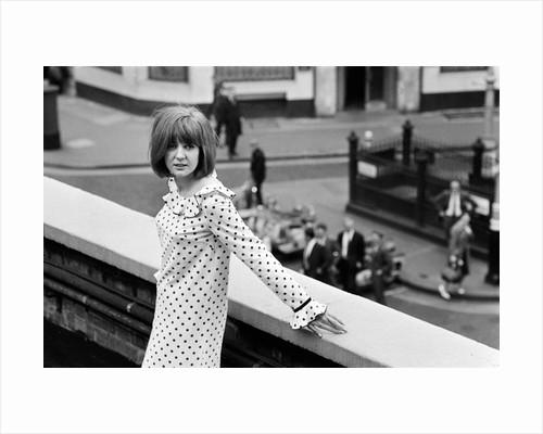 Cilla Black, 1964 by Ron Burton