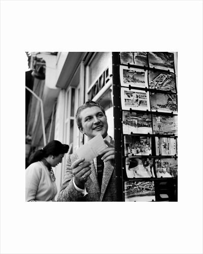 Liberace, 1956 by Staff