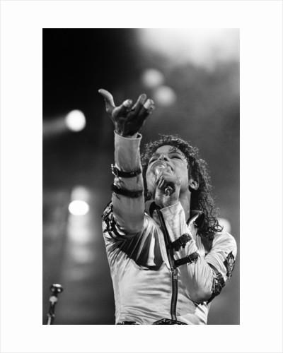 Michael Jackson 1988 By Liverpool Echo