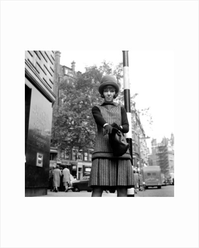 Mary Quant by Cyril Maitland