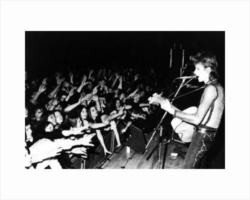 David Bowie, 1973 by Staff