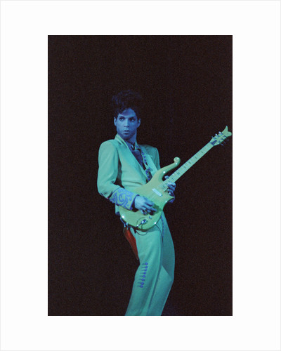 Prince performing 1992 by James