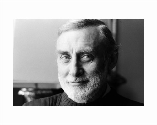 Spike Milligan, 1979 by Mike Maloney